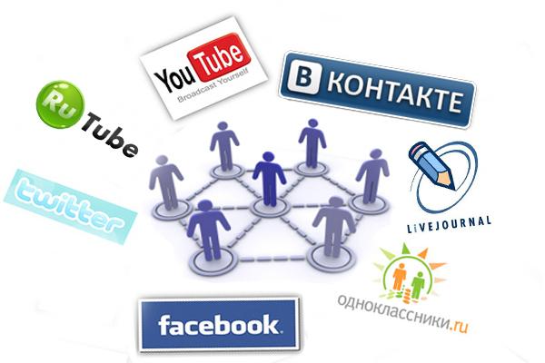 продвижение групп в социальных сетях