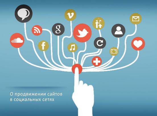 самостоятельное продвижение сайтов в социальных сетях